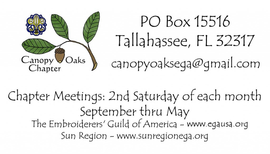 Canopy Oaks Contact & Meeting Details